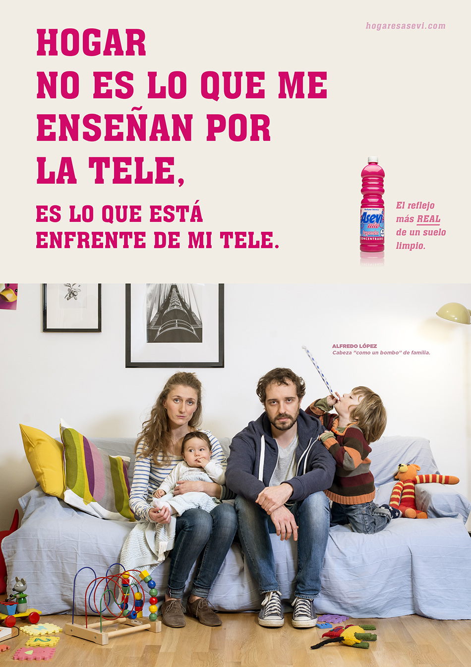 La Familia, Asevi
