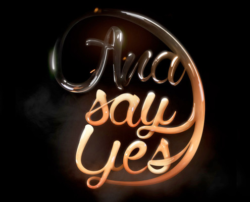 Ana say yes