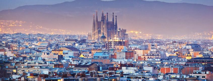 Opening in Barcelona