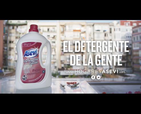 Asevi, El detergente de la gente